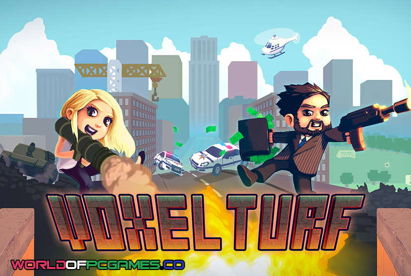 Voxel Turf Free Download PC Game By Worldofpcgames.co