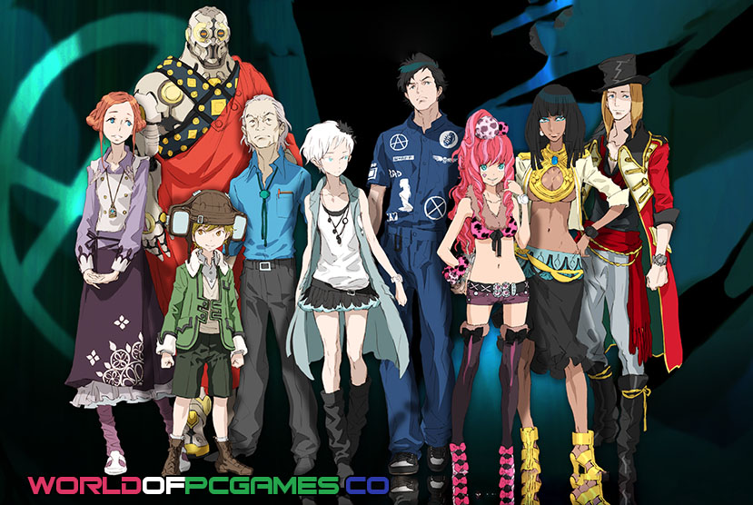 Zero Escape The Nonary Games Free Download PC Game By Worldofpcgames.co