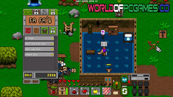 Adventure Craft Free Download PC Games By Worldofpcgames.co