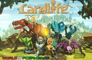 CardLife CardBoard Survival Free Download PC Game By Worldofpcgames.co