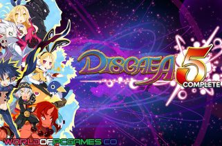 Disgaea 5 Complete Free Download PC Game By Worldofpcgames.co