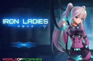 Iron Ladies 2048 Free Download PC Game By Worldofpcgames.co