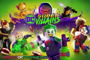 Lego DC Supervillains Free Download PC Game By Worldofpcgames.co
