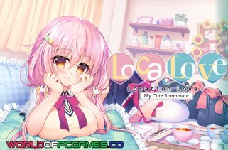 Loca Love My Cute Roommate Free Download PC Game By Worldofpcgames.co