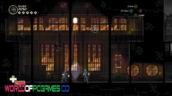 Mark of the Ninja Remastered Free Download PC Games By Worldofpcgames.co