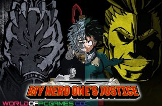 My Hero One's Justice Free Download PC Game By Worldofpcgames.co