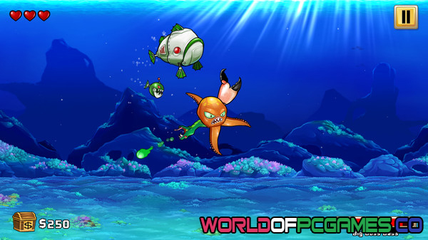 Octogeddon Free Download PC Games By Worldofpcgames.co