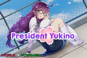 President Yukino Free Download PC Game By Worldopcgames.co