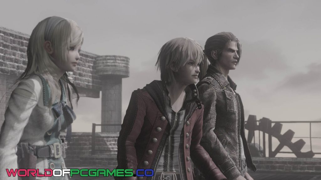 Resonance Of Fate End Of Eternity 4K HD Free Download PC Game By Worldofpcgames.co