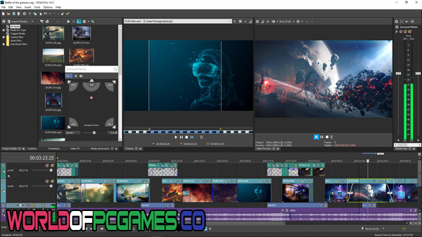 free download sony vegas pro 16