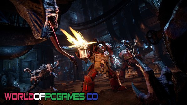 Space Hulk Tactics Free Download PC Games By Worldofpcgames.co