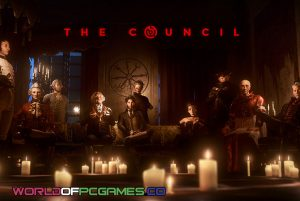The Council Free Download PC Game By Worldofpcgames.co