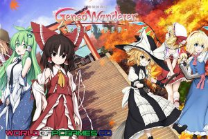Touhou Genso Wanderer Reloaded Free Download PC Game By Worldofpcgames.co