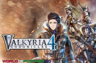 Valkyria Chronicles 4 Free Download PC Game By Worldofpcgames.co