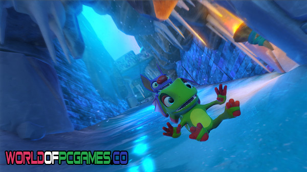 Yooka Laylee Free Download PC Games By Worldofpcgames.co