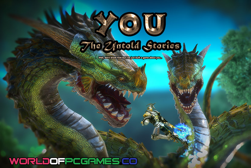 YOU The Untold Stories Free Download PC Game By Worldofpcgames.co