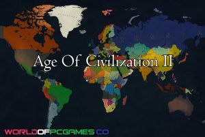 Age Of Civilization II Free Download PC Game By Worldofpcgames.co