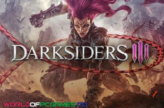 Darksiders III Free Download PC Game By Worldofpcgames.co