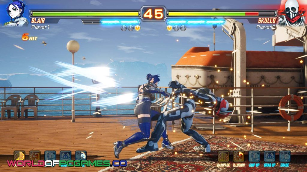 Fighting Ex Layer Free Download PC Game By Worldofpcgames.co