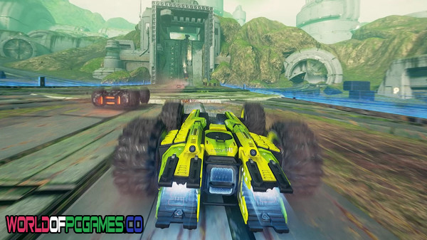 GRIP: Combat Racing Free Download PC Game By Worldofpcgames.co