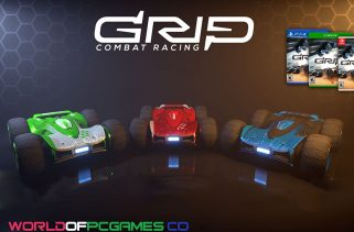 GRIP Combat Racing Free Download PC Game By Worldofpcgames.co