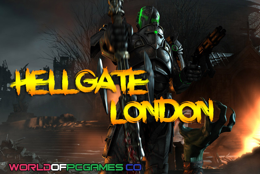 HellGate London Free Download PC Game By Worldofpcgames.co