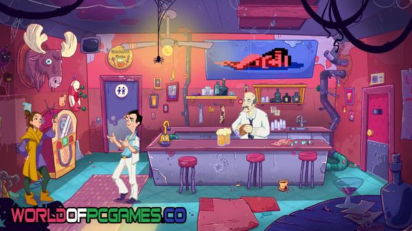 Leisure Suit Larry Wet Dreams Don't Dry Free Download PC Game By Worldofpcgames.co