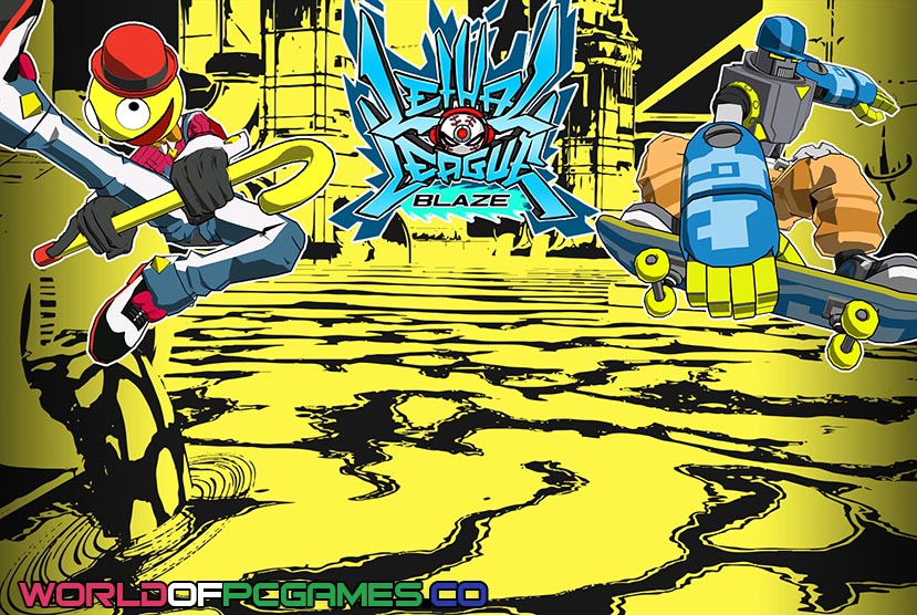 Lethal League Blaze Free Download PC Game By Worldofpcgames.co