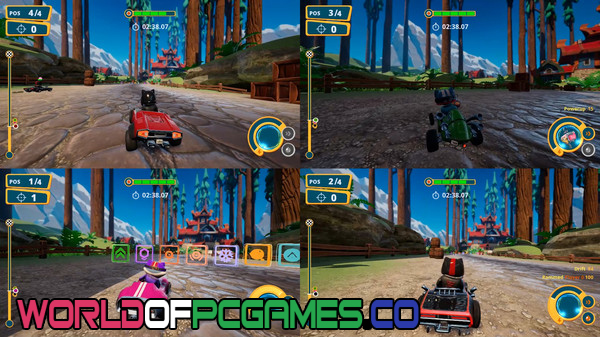 Meow Motors PC Games By Worldofpcgames.co