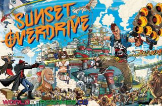 Sunset Overdrive Free Download PC Game By Worldofpcgames.co