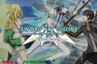 Sword Art Online Lost Song Free Download PC Game By Worldofpcgames.co