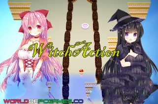 WitchAction Free Download PC Gmae By Worldofpcgames.co