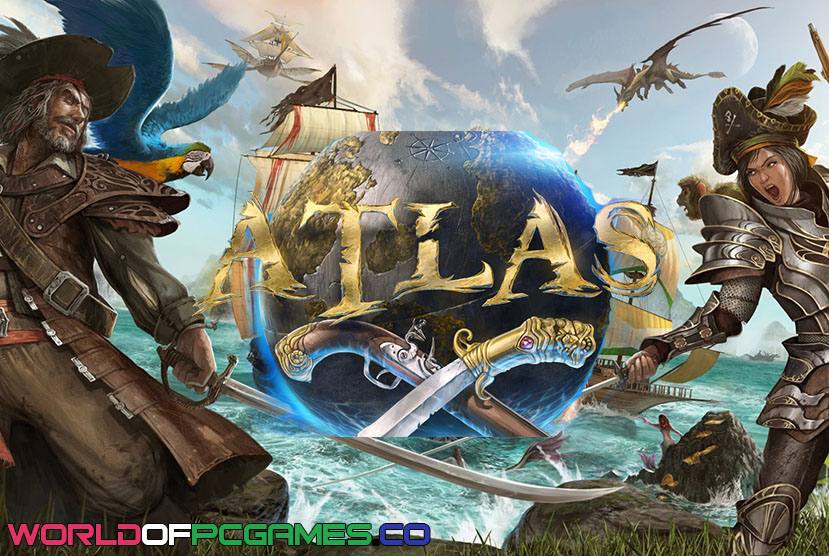 ATLAS Free Download PC Game By Worldofpcgames.co
