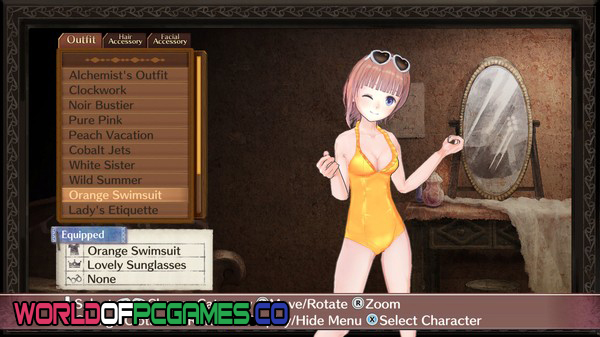 Atelier Rorona The Alchemist Of Arland Free Download PC Game By Worldofpcgames.co