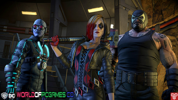 Batman The Enemy Within Free Download PC Game By Worldofpcgames.co