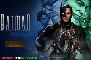Batman The Telltale Series Free Download PC Game By Worldofpcgames.co