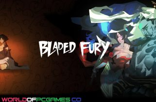Bladed Fury Free Download PC Game By Worldofpcgames.co