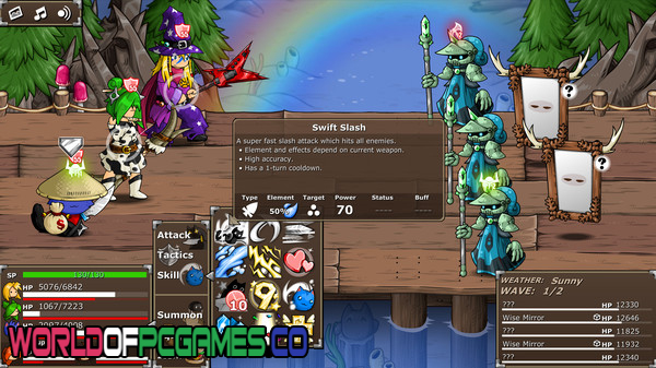 Epic Battle Fantasy 5 Free Download PC Game By Worldofpcgames.co