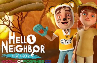 Hello Neighbor Hide And Seek Free Download PC Game By Worldofpcgames.co