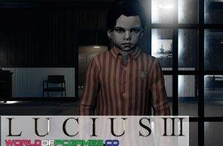 Lucius III Free Download PC Game By Worldofpcgames.co