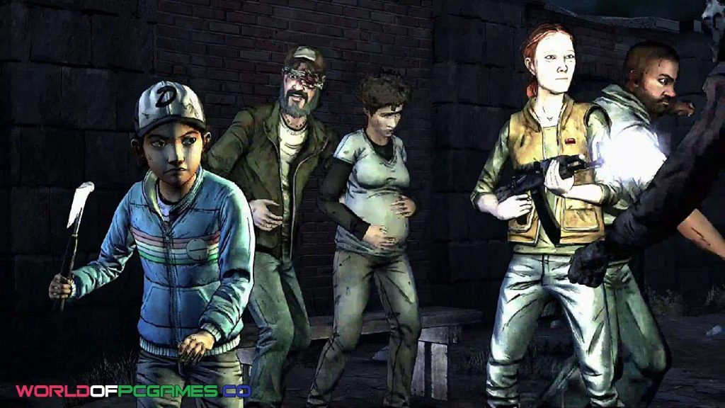 The Walking Dead Free Download PC Game By Worldofpcgames.co