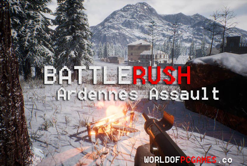 Battlerush Ardennes Assault Free Download PC Game By Worldofpcgames.co