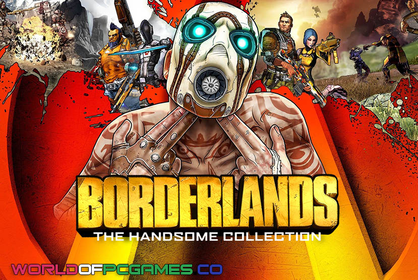 Borderlands Free Download PC Game By Worldofpcgames.co