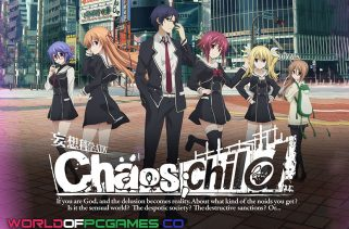 Chaos Child Free Download PC Game By Worldofpcgames.co