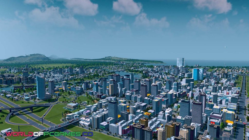 Cities Skylines Free Download PC Game By Worldofpcgames.co