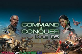 Command And Conquer Generals Mac OS Free Download PC Game By Worldofpcgames.co