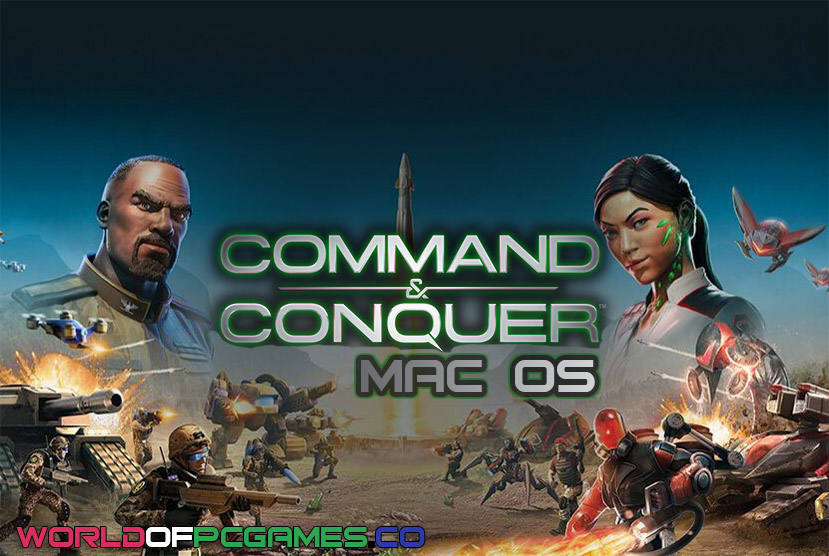 Download Command & Conquer Red Alert 1 (Free) for Mac OS