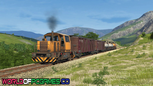 Derail Valley Free Download PC Game By Worldofpcgames.co