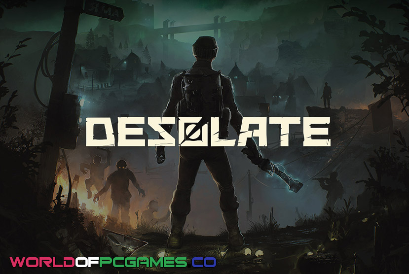 Desolate Free Download PC Game By Worldofpcgames.co
