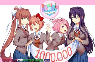Doki Doki Literature Club Free Download PC Game By Worldofpcgames.co